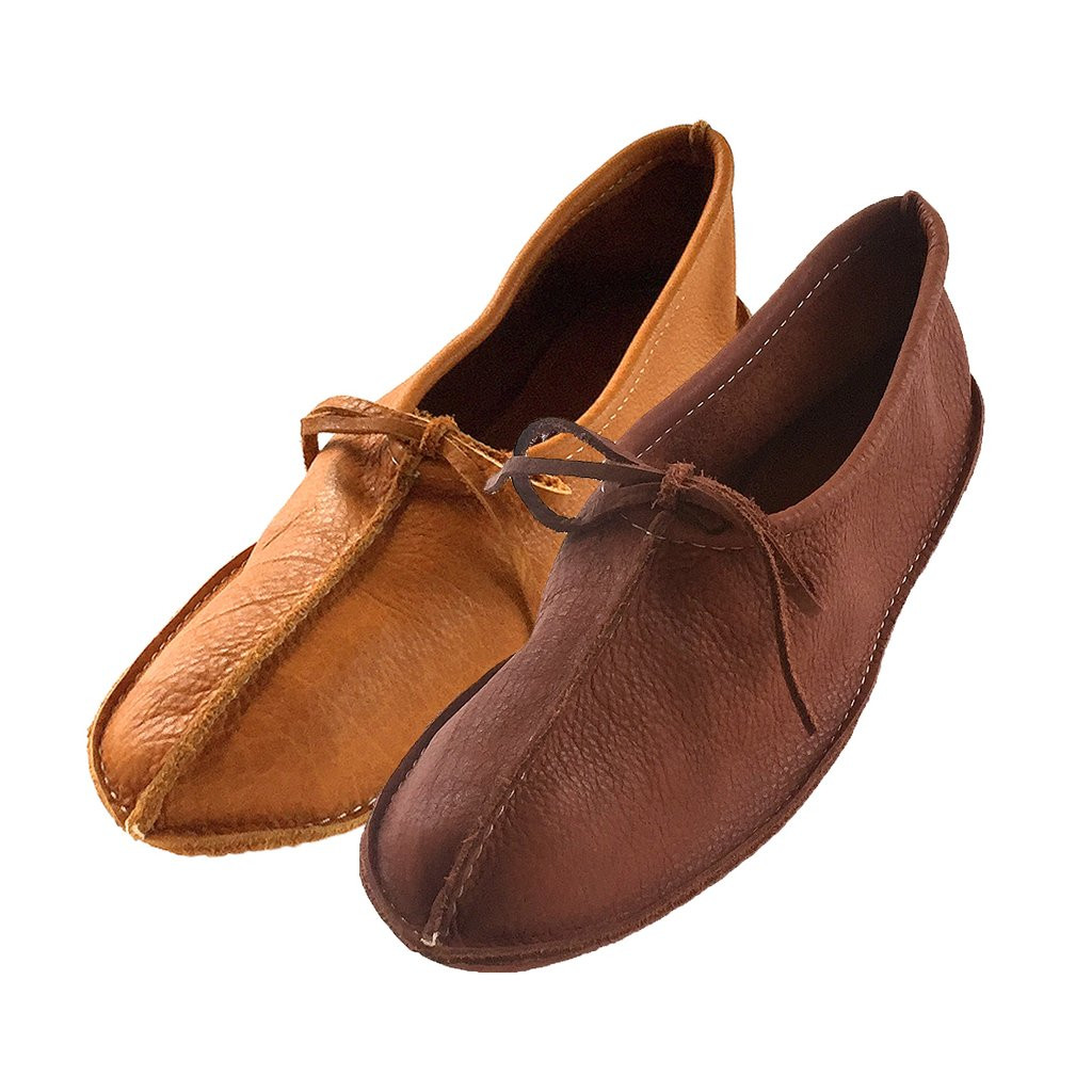 Luxury Women S Genuine Buffalo Hide Ballet Style soft sole Leather sole Slippers Of Fresh 46 Models Leather sole Slippers