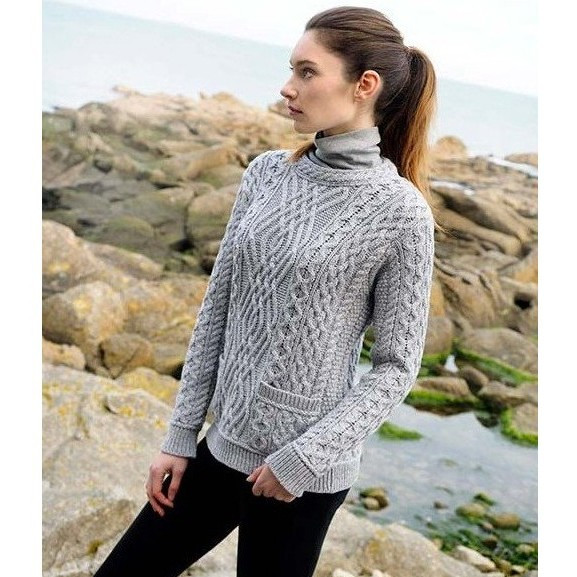 Luxury Womens Fisherman Cable Knit Sweater Coat Nj Ladies Cable Knit Sweater Of Charming 49 Photos Ladies Cable Knit Sweater
