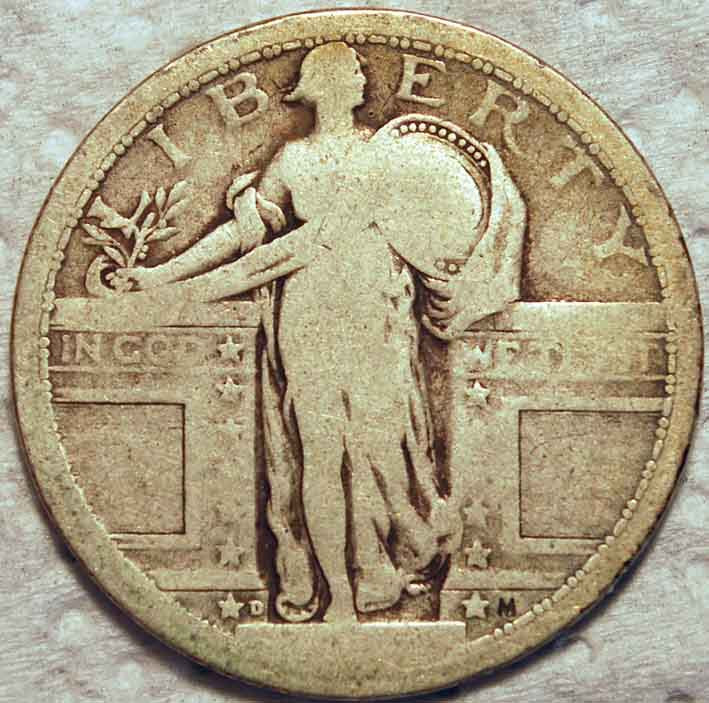 Luxury Worn Standing Liberty Quarter for Grade and Value Coin Liberty Quarter Value Of Contemporary 45 Photos Liberty Quarter Value