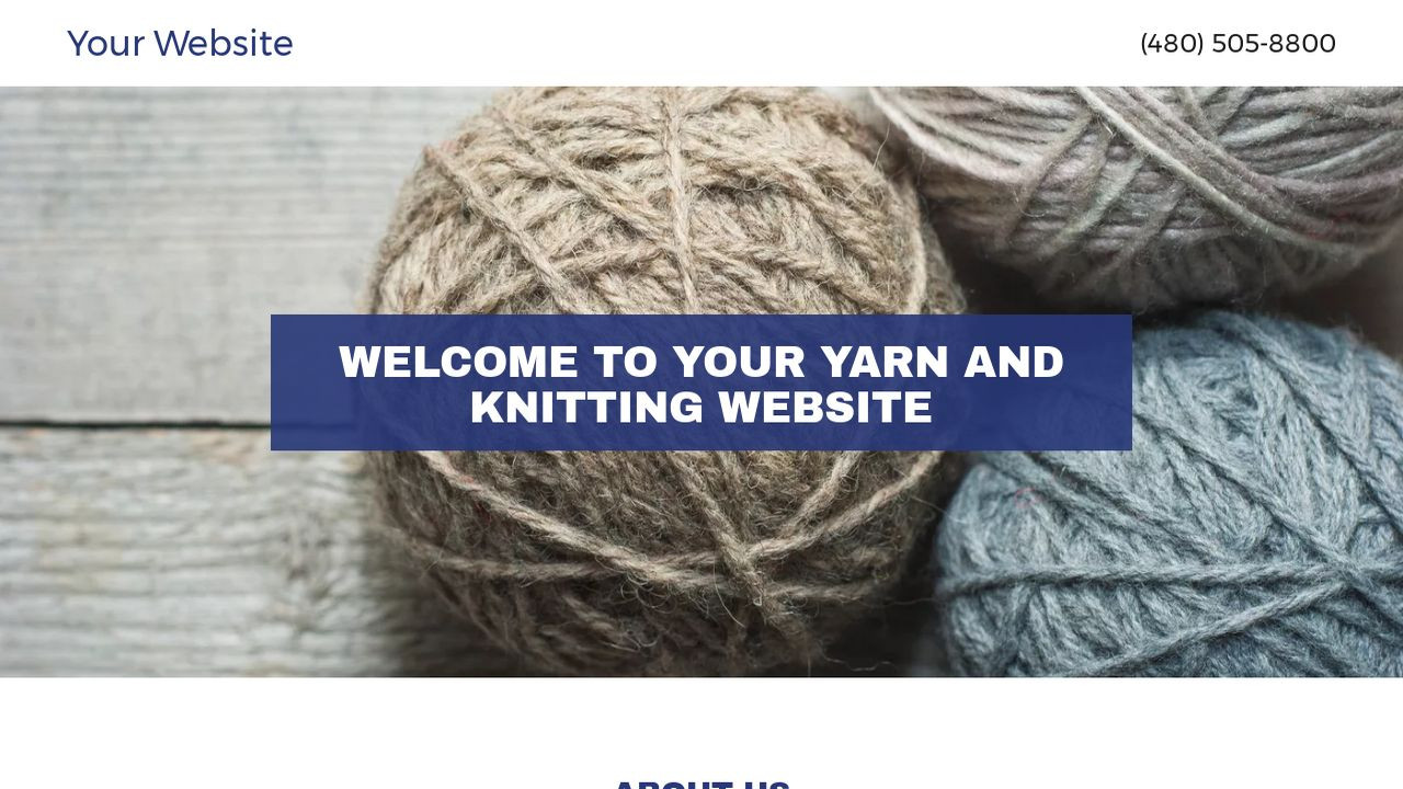 Luxury Yarn and Knitting Website Templates Yarn Websites Of Innovative 50 Photos Yarn Websites