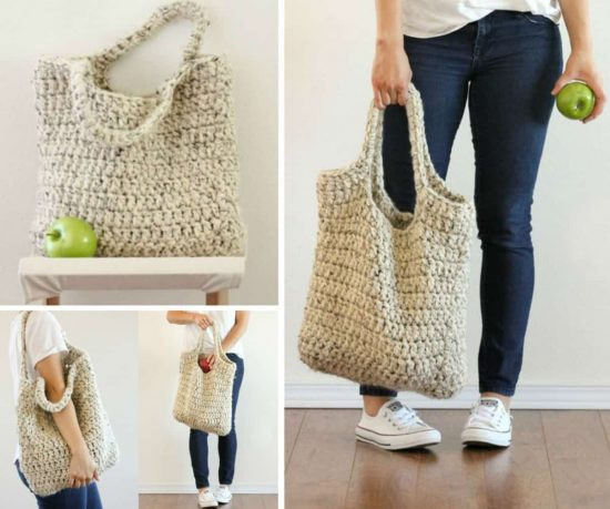 Luxury You Will Adore these Crochet tote Bag Best Free Patterns Crochet tote Bag Pattern Of Adorable 48 Photos Crochet tote Bag Pattern