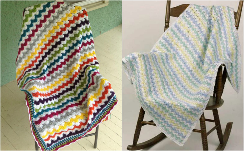 Luxury Zig Zag Crochet Afghan Pattern Dancox for Zig Zag Crochet Afghan Pattern Of New 43 Pics Zig Zag Crochet Afghan Pattern