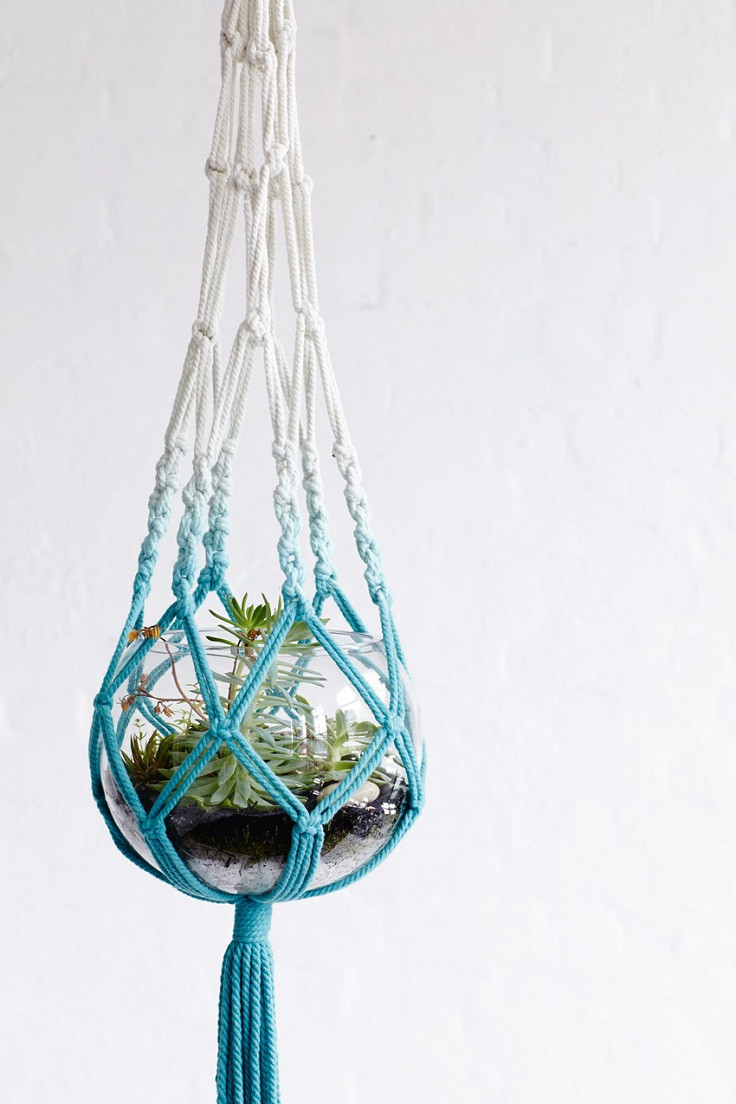 Macrame Plant Hanger Elegant top 10 Fancy Ideas for Macrame Hanging Planter top Inspired Of Attractive 42 Pics Macrame Plant Hanger