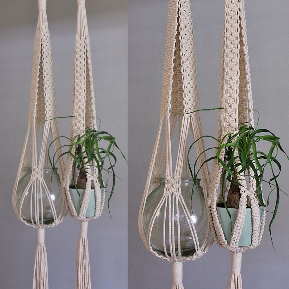 Macrame Plant Holder Best Of Love Tie Intricately Knotted Macramé Plant Hangers Of Luxury 45 Images Macrame Plant Holder