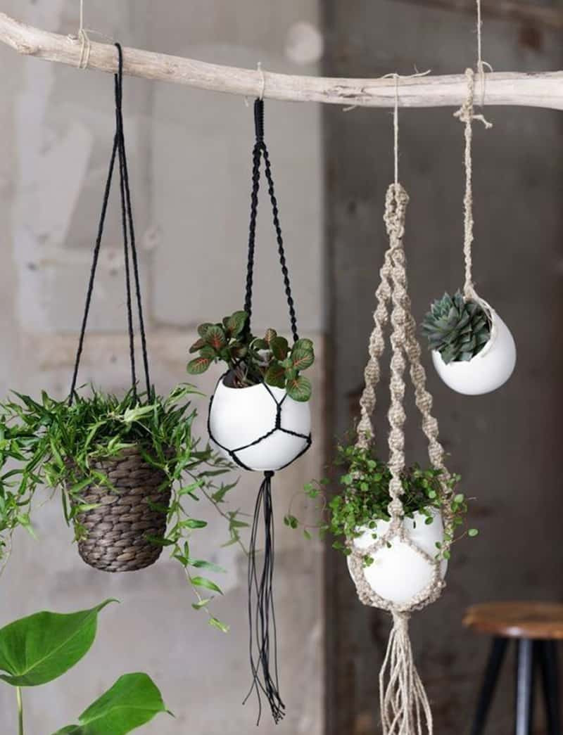 Macrame Plant Holder Fresh Macrame Plant Hanger Patterns to Embellish Any Rustic or Of Luxury 45 Images Macrame Plant Holder