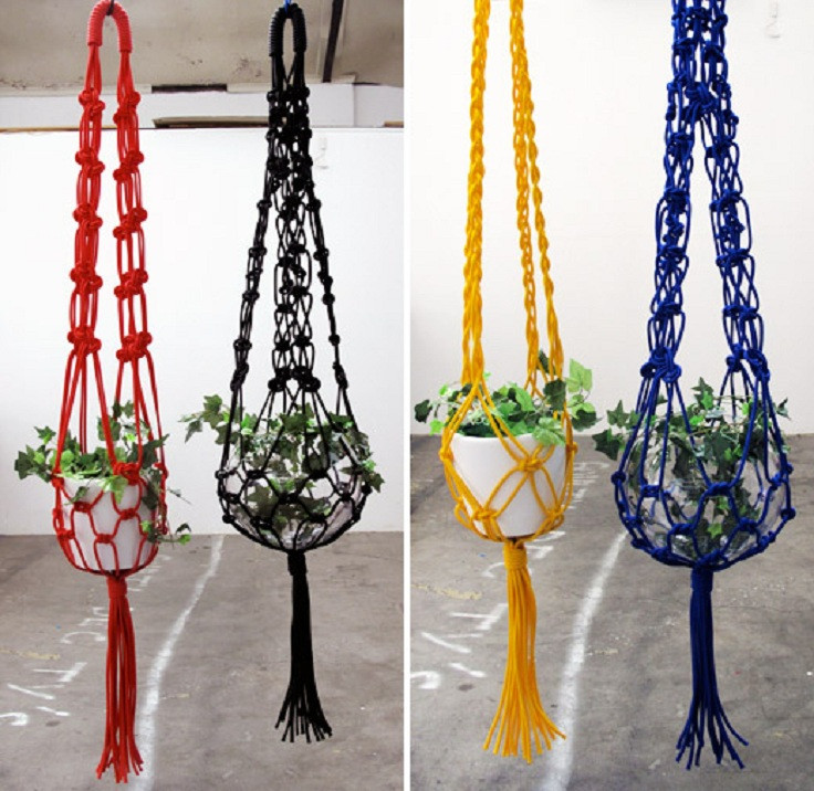 Macrame Plant Holder Unique 19 Macramé Plant Hanger Patterns & Instructions Patterns Hub Of Luxury 45 Images Macrame Plant Holder