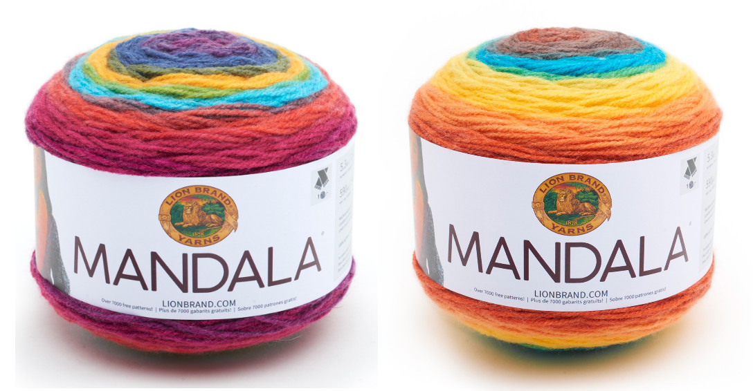 The Difference in Bernat Pop Yarn Cakes Caron Cakes