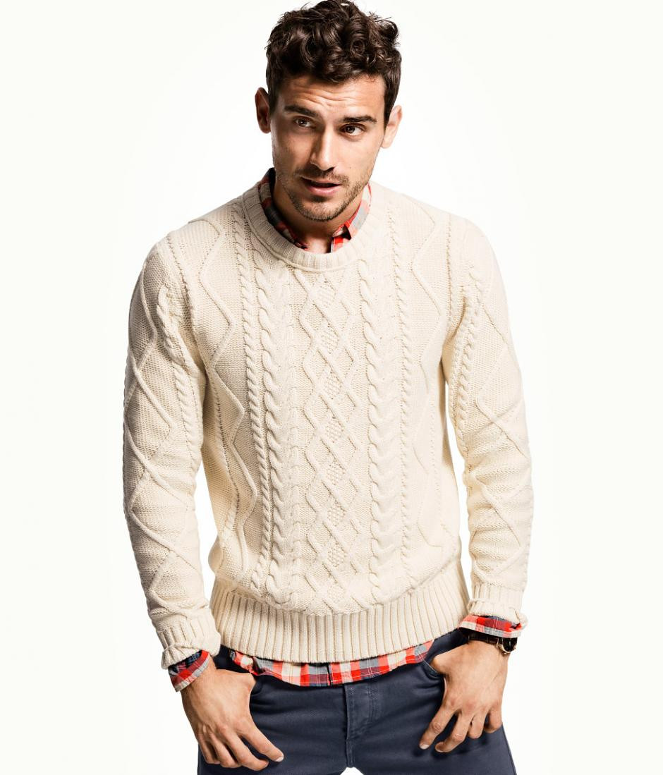 Mens Cable Knit Cardigan Awesome H&m Men S Winter Cozy Casual Essentials Lookbook 2019 Of New 45 Models Mens Cable Knit Cardigan