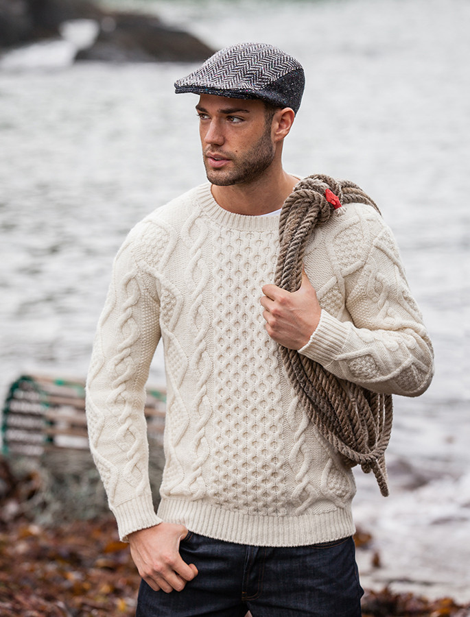 Mens Cable Knit Cardigan Inspirational Mens Fisherman Cable Knit Sweater Pattern Gray Cardigan Of New 45 Models Mens Cable Knit Cardigan