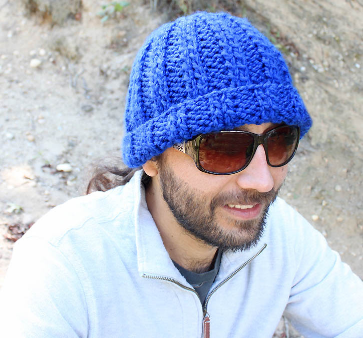 Mens Knit Beanie Beautiful Mens Basic Beanie [knitting Pattern] Gina Michele Of Attractive 42 Images Mens Knit Beanie