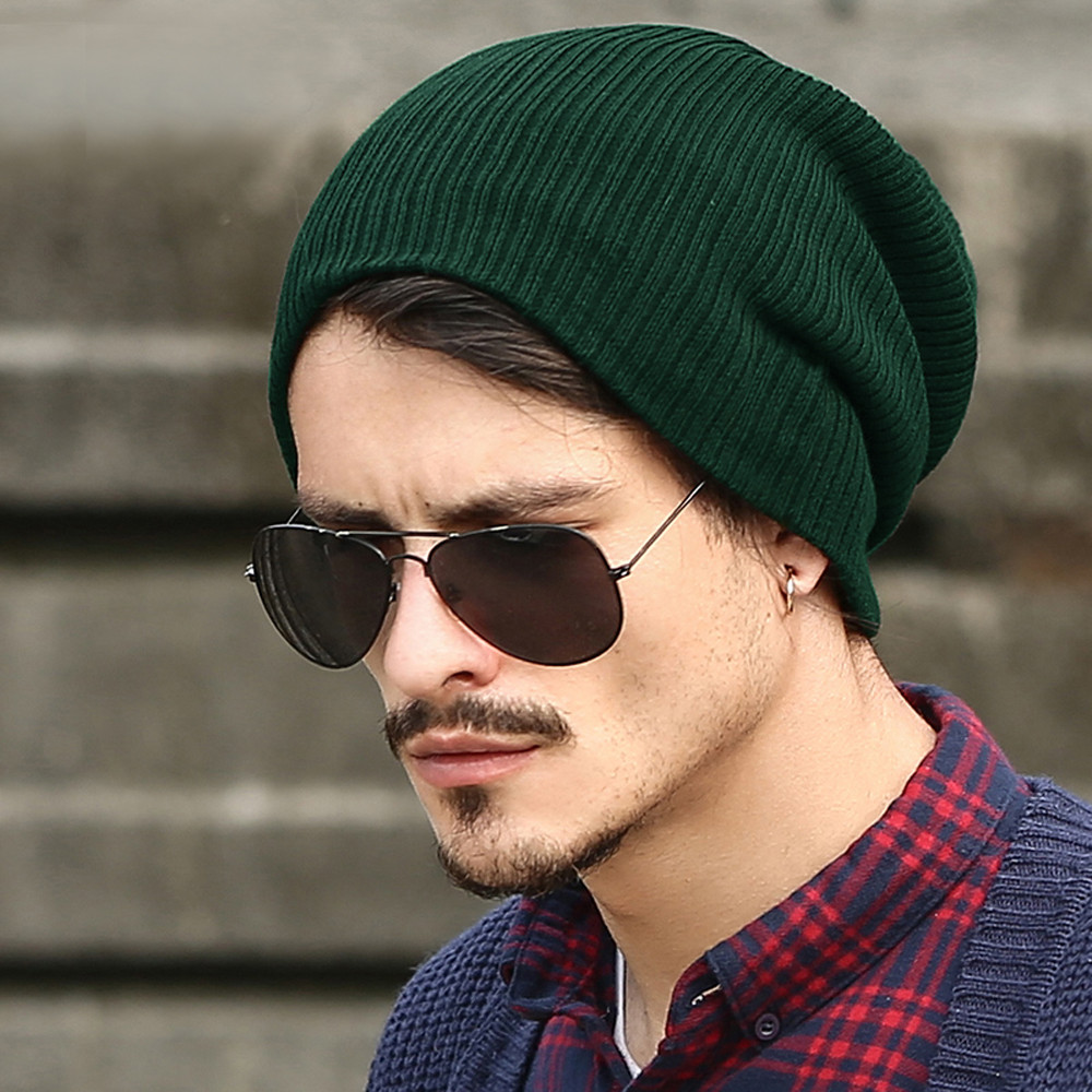 Mens Knit Beanie Best Of Men Women Knit Plain Beanie Cap Ski Hat solid Casual Of Attractive 42 Images Mens Knit Beanie