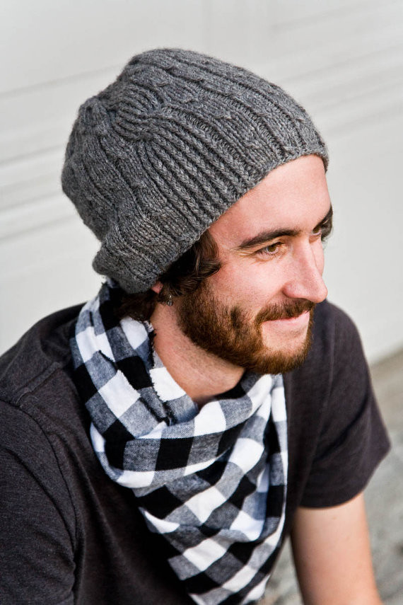 Mens Knit Beanie Elegant Men's Knit Hat Pattern Of Attractive 42 Images Mens Knit Beanie