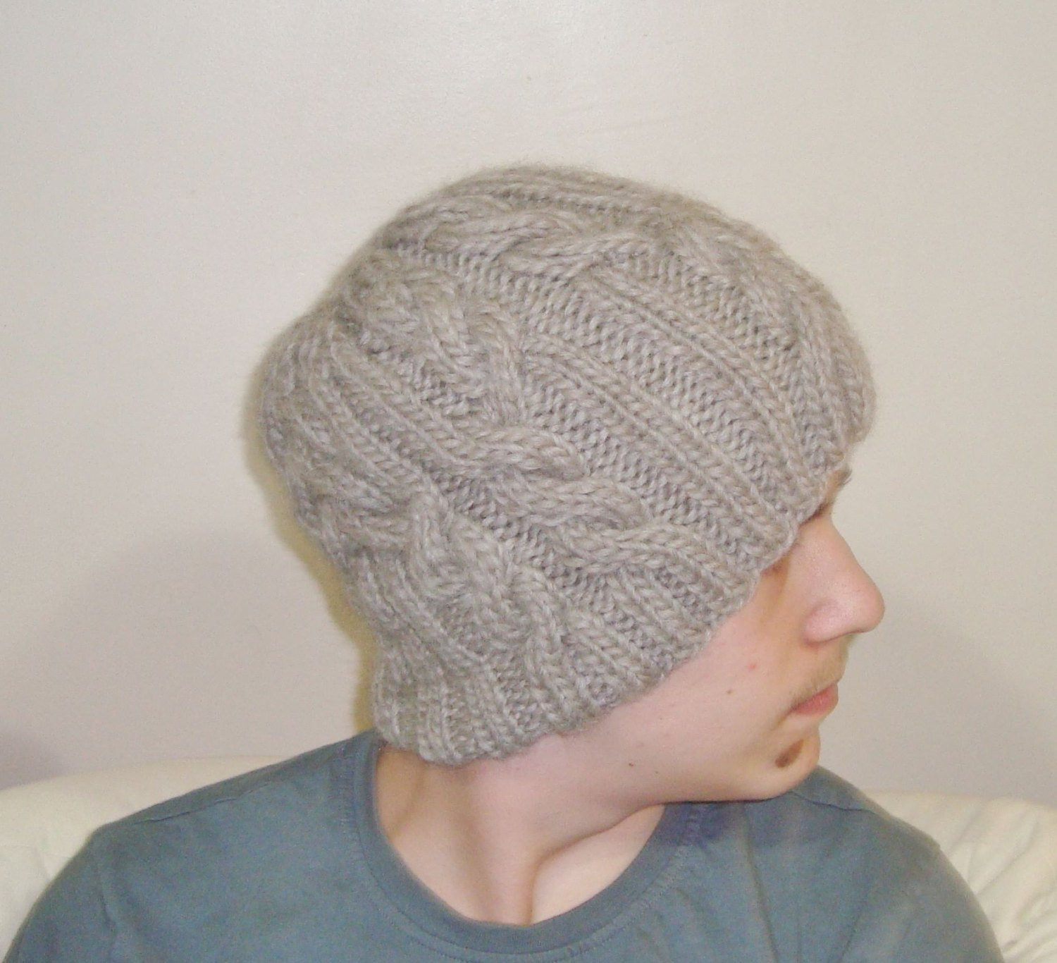 Mens Knit Beanie Lovely Knitted Beanie Cable Men S Knit Hats Winter Beanie for Of Attractive 42 Images Mens Knit Beanie