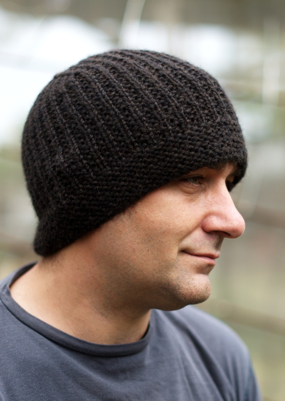 Mens Knit Beanie Unique Geko Mens Beanie Hat Knitting Kit Of Attractive 42 Images Mens Knit Beanie