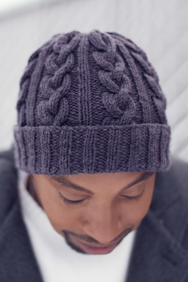 Mens Knit Hat Pattern Best Of Hat Most Likely to Succeed – Finished Object Of Fresh 43 Photos Mens Knit Hat Pattern