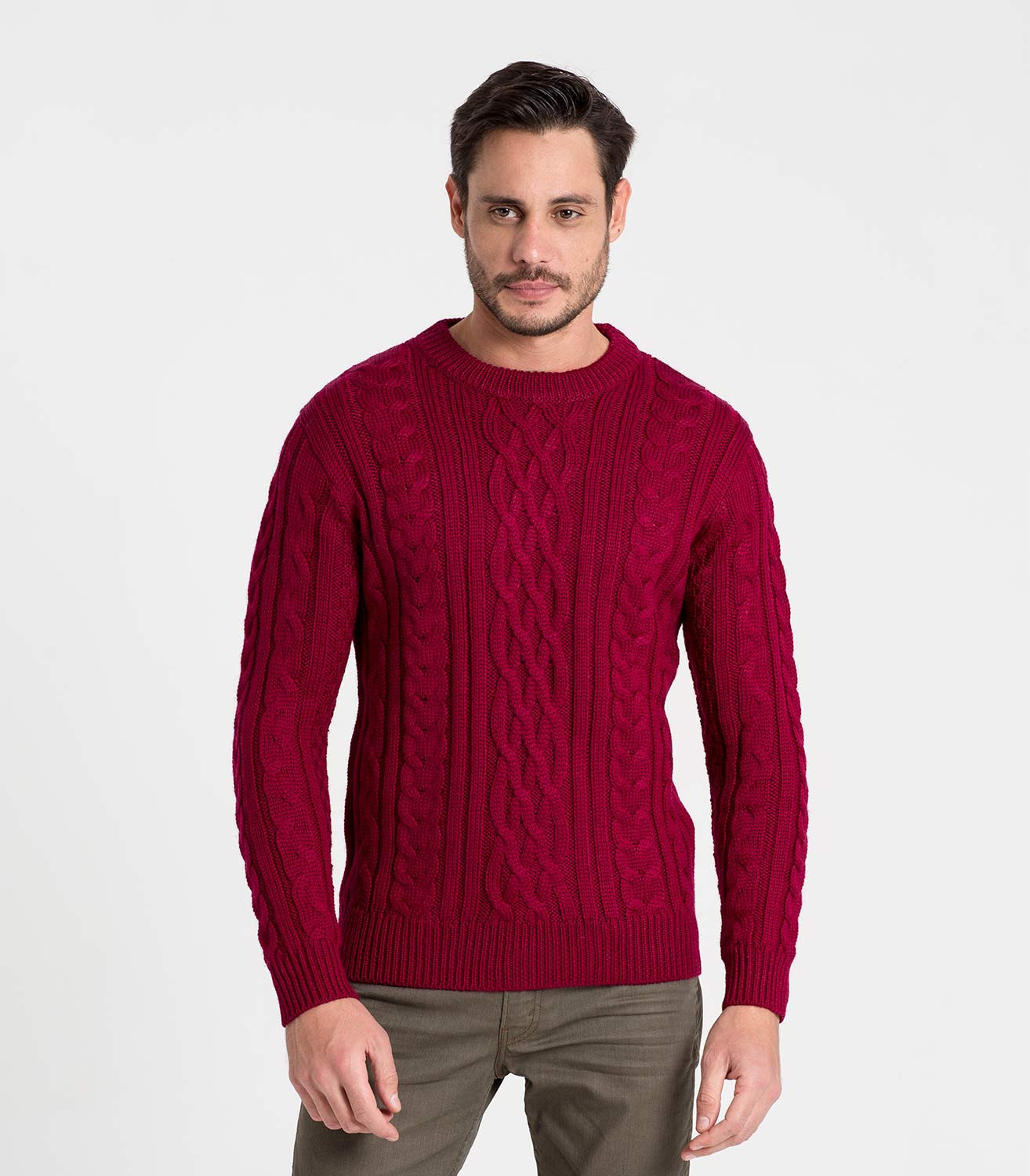 Mens Knit Sweater Inspirational Burgundy Pure Wool Of Perfect 42 Pictures Mens Knit Sweater