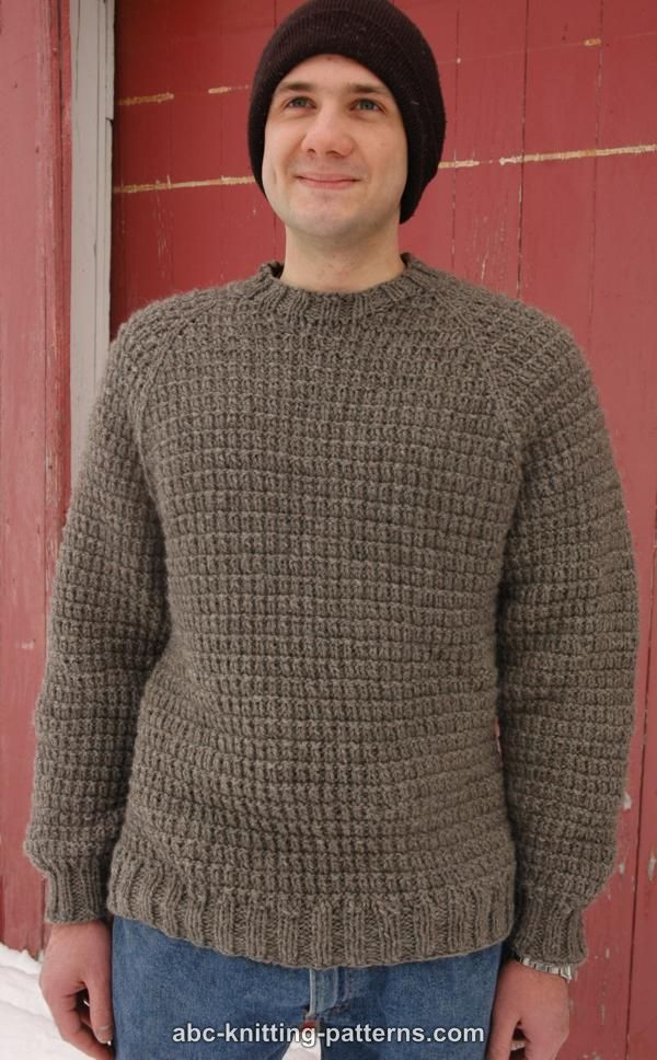 Knitting Designs Sweaters For Men