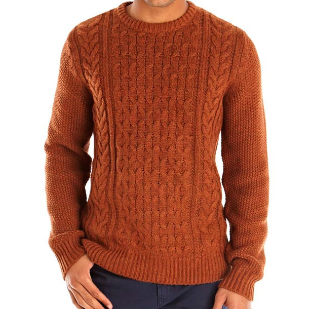 Mens Cable Knit Sweaters Your Mens Knits Guide to Winter