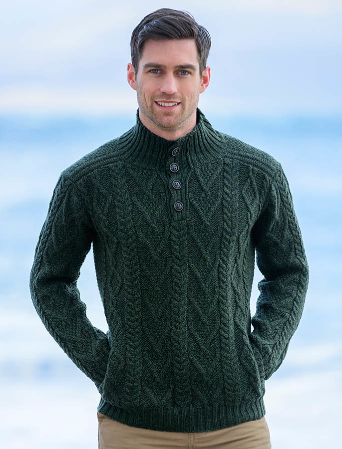 Mens Knit Sweater Unique Wool Sweater for Men Cable Knit Sweater Men Irish Sweaters Of Perfect 42 Pictures Mens Knit Sweater