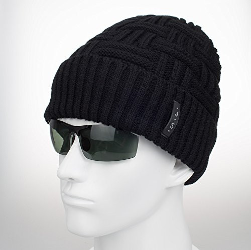 Mens Winter Hats Awesome Spikerking Mens Winter Knitting Wool Warm Hat Daily Of Great 48 Images Mens Winter Hats