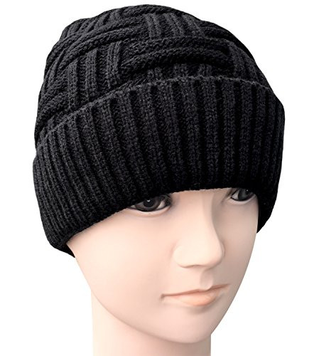 Mens Winter Hats Fresh Loritta Mens Winter Warm Knitting Hats Wool Baggy Slouchy Of Great 48 Images Mens Winter Hats