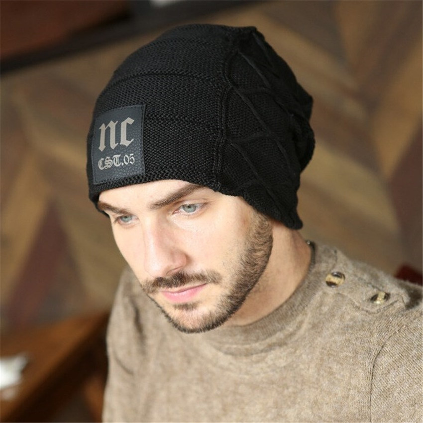 Mens Winter Hats Lovely Aliexpress Buy 7017 Hats Male Fashion Black Of Great 48 Images Mens Winter Hats