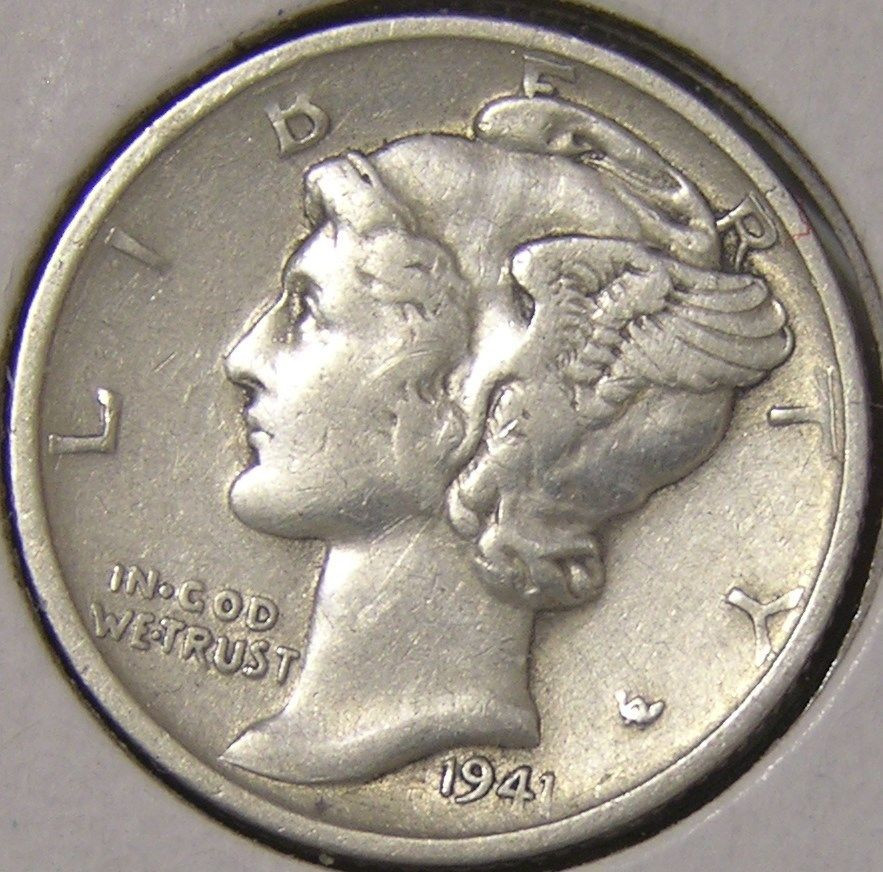 Mercury Head Dime Awesome 1941 S Silver Mercury Dime Af 244 Of Wonderful 34 Pics Mercury Head Dime