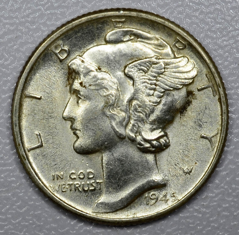 Mercury Head Dime Best Of 10c Cent 1945 D Ch Bu Mercury Head Dime Bright Light Of Wonderful 34 Pics Mercury Head Dime