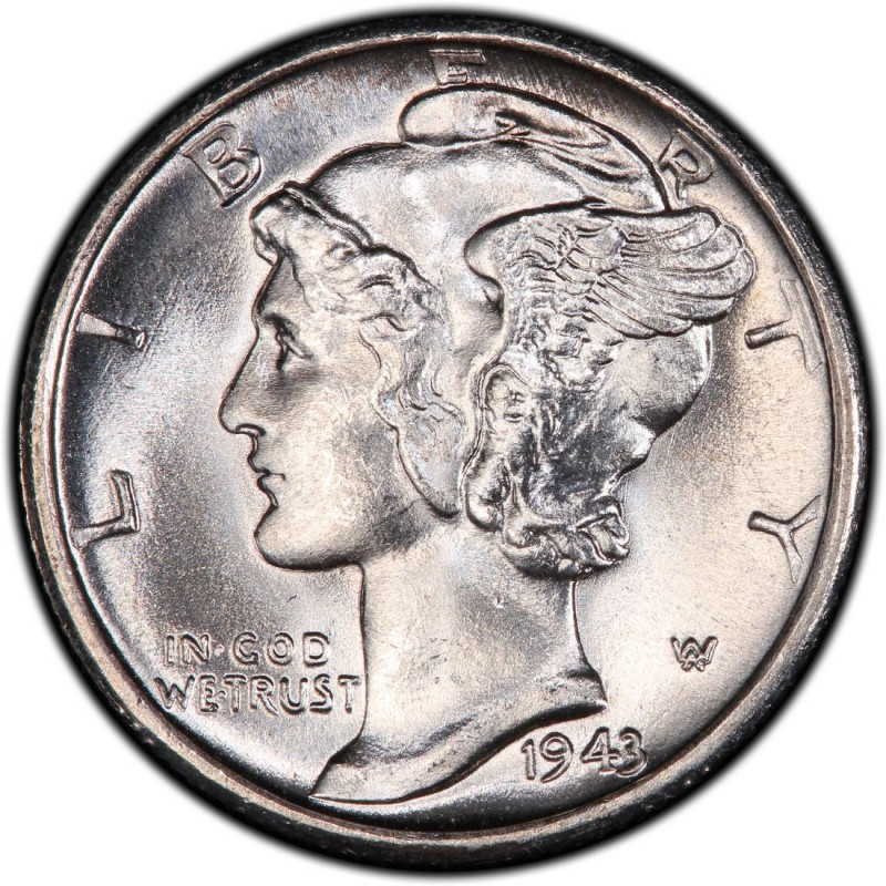 Mercury Head Dime Best Of 1943 Mercury Dime Values and Prices Past Sales Of Wonderful 34 Pics Mercury Head Dime