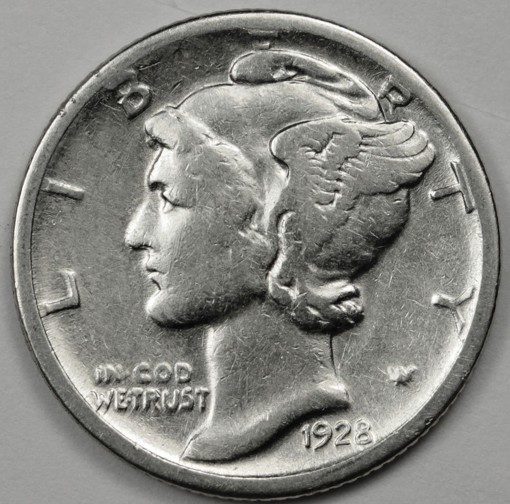 Mercury Head Dime Inspirational 1928 S Mercury Head Dime Better Grade Inv E Of Wonderful 34 Pics Mercury Head Dime