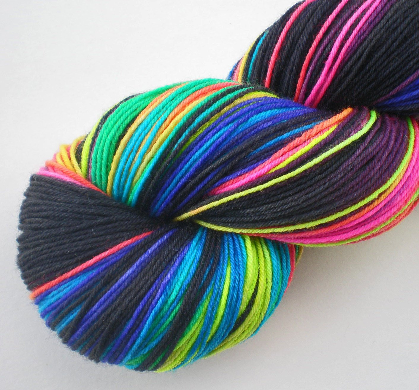 Merino Yarn Fresh Hand Dyed Fluorescent sock Yarn Superwash Merino Nylon Of Unique 41 Photos Merino Yarn