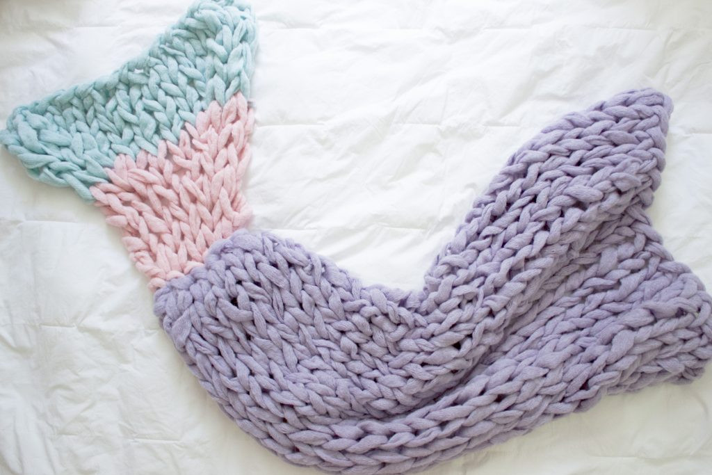 Mermaid Blanket Pattern Awesome Arm Knit Mermaid Blanket Free Pattern Of Adorable 42 Pics Mermaid Blanket Pattern