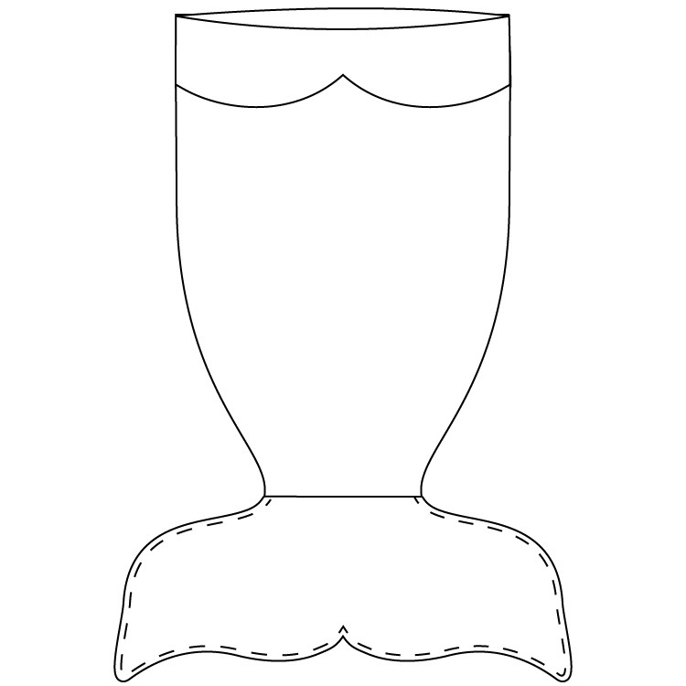 Mermaid Tail Pattern Free New Mermaid Tail Template Printable Coloring Page Of Contemporary 43 Models Mermaid Tail Pattern Free