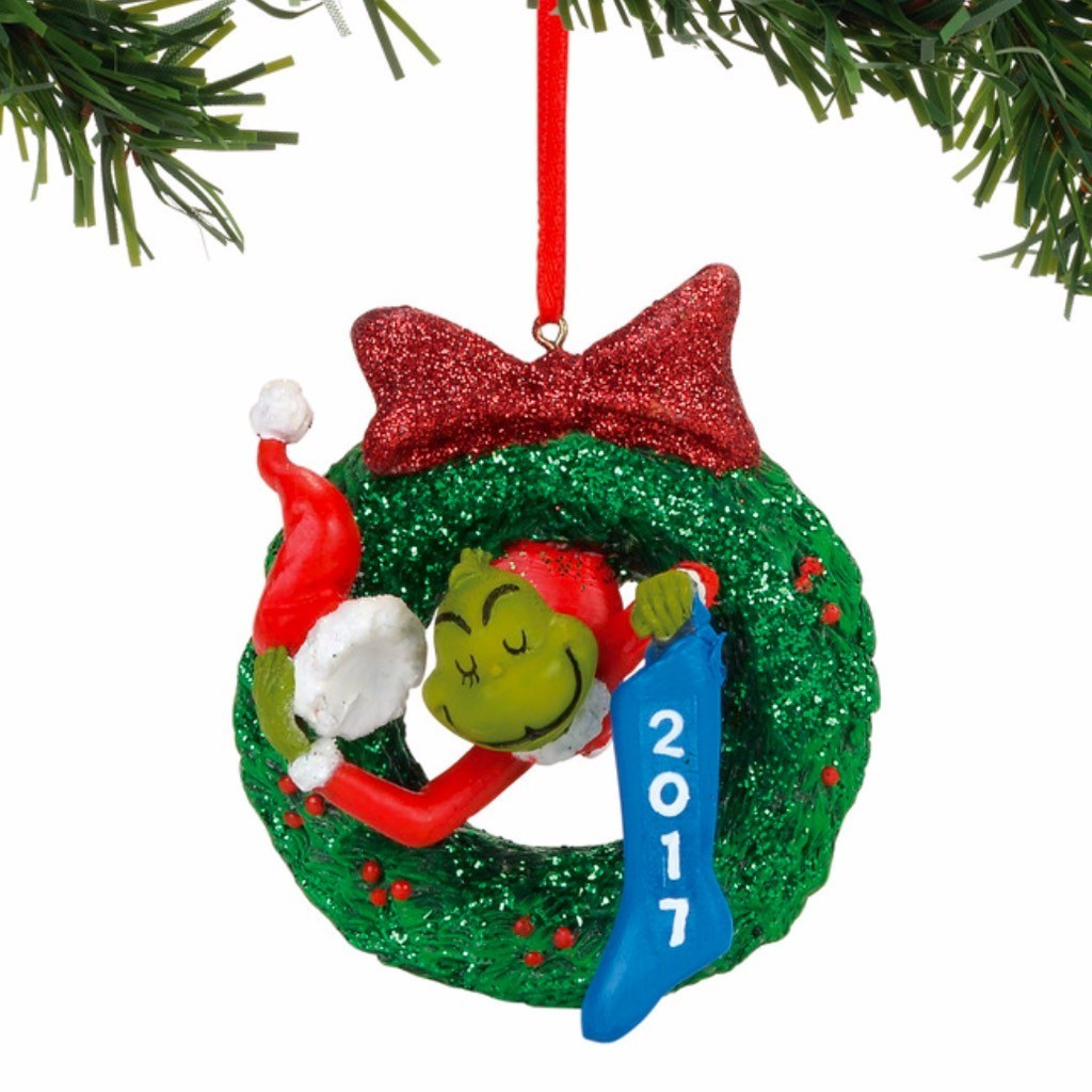 Merry Christmas ornament Beautiful Grinch 2017 Merry Grinchmas ornament Of Unique 46 Models Merry Christmas ornament