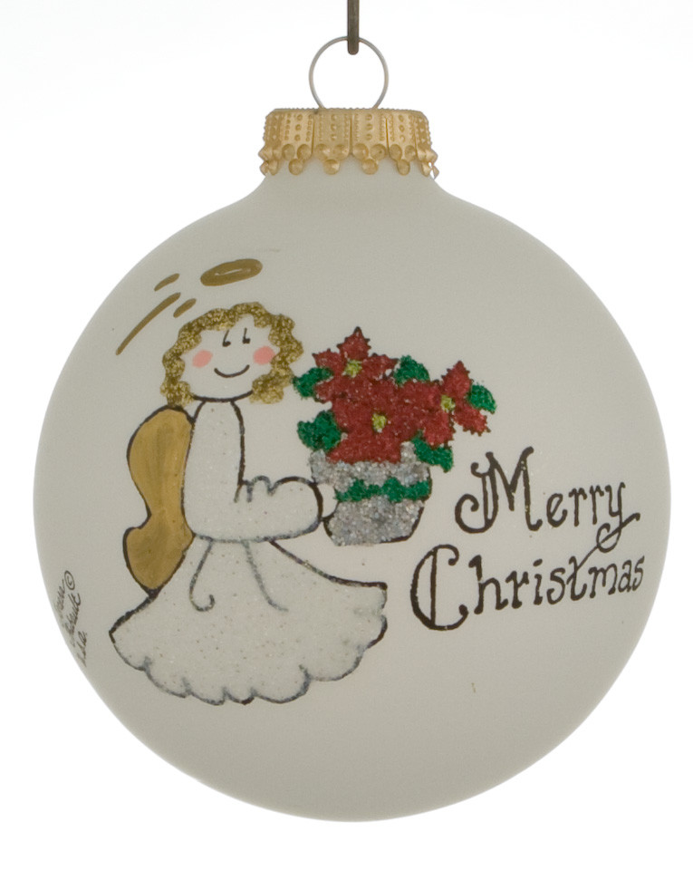 Merry Christmas ornament Elegant Merry Christmas Poinsettia Personalized ornament Of Unique 46 Models Merry Christmas ornament