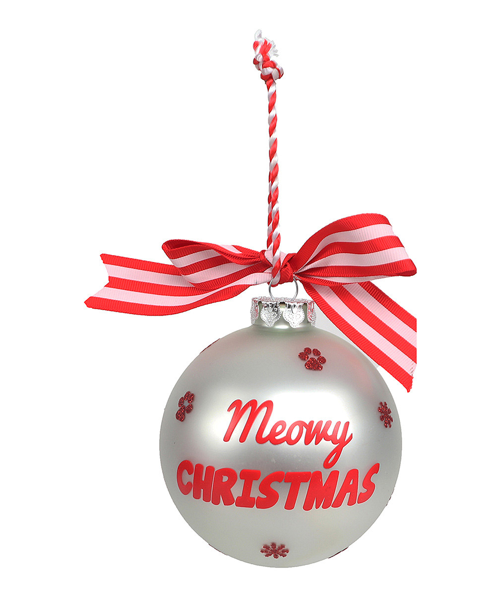 DEI Merry Christmas Ornament