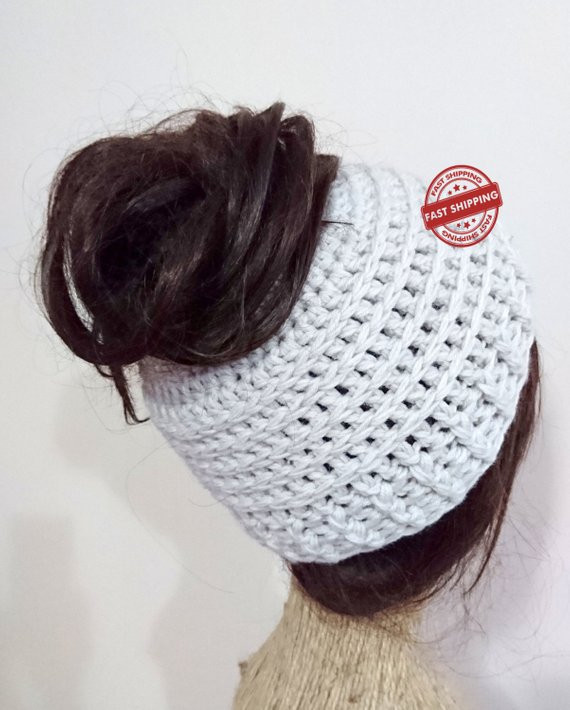 Messy Bun Beanie Hat Inspirational Messy Bun Hat Crochet Messy Bun Beanie Lesbian Girlfriend Of Brilliant 47 Photos Messy Bun Beanie Hat