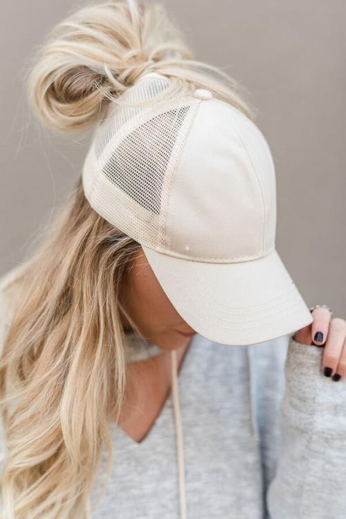Messy Bun Hat Awesome Messy Bun Beanies Patch Baseball Hats Of Awesome 43 Pics Messy Bun Hat