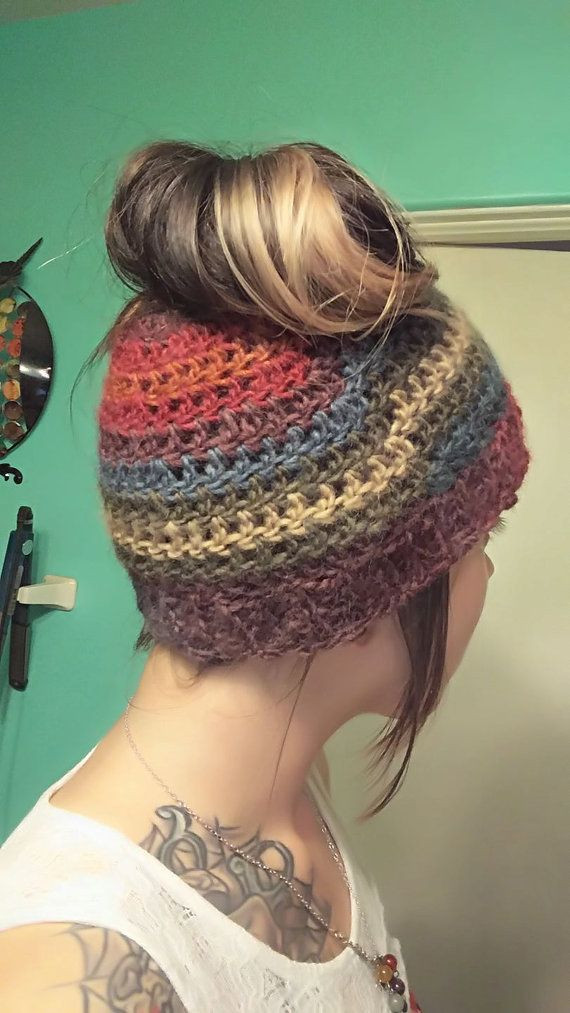Messy Bun Hat Beautiful Messy Bun Beenie Hat Pattern with Picture Tutorial Of Awesome 43 Pics Messy Bun Hat