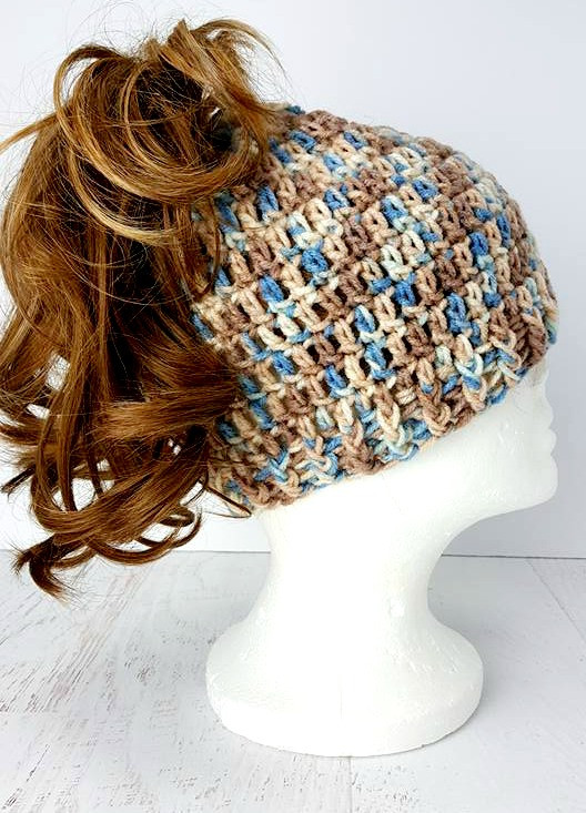 Messy Bun Hat Best Of Easy to Crochet Messy Bun Hat Fun and Easy All Crafts Of Awesome 43 Pics Messy Bun Hat
