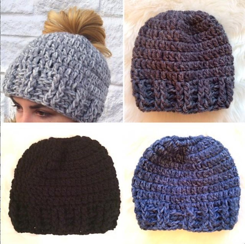Messy Bun Hat New Messy Bun Hat Crochet Pattern by Creative Designs by Sheila Of Awesome 43 Pics Messy Bun Hat