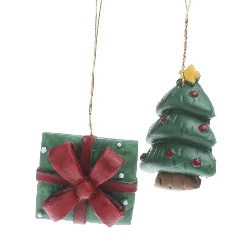 Mini Christmas ornaments Awesome Miniature Christmas Tree and Gift Box ornaments Of Amazing 45 Pictures Mini Christmas ornaments