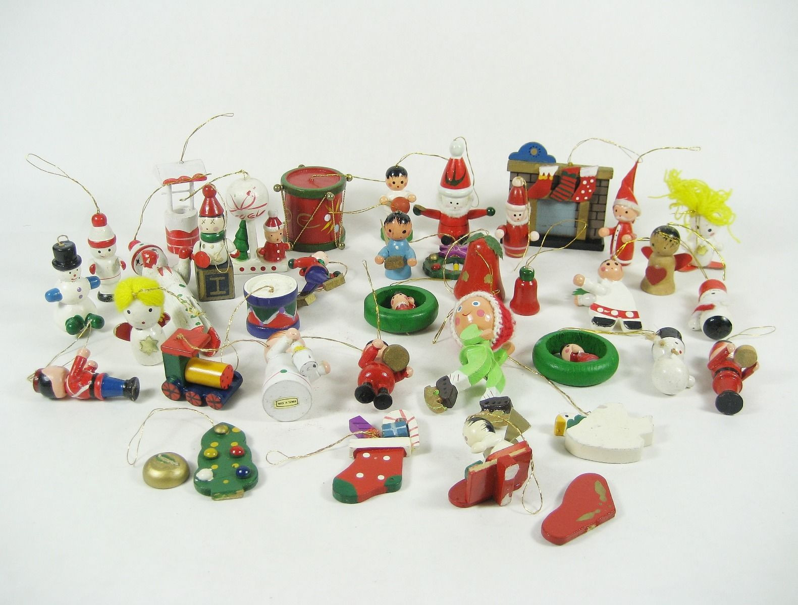 Mini Christmas ornaments Lovely Mini Wooden Christmas Tree Decorations Of Amazing 45 Pictures Mini Christmas ornaments