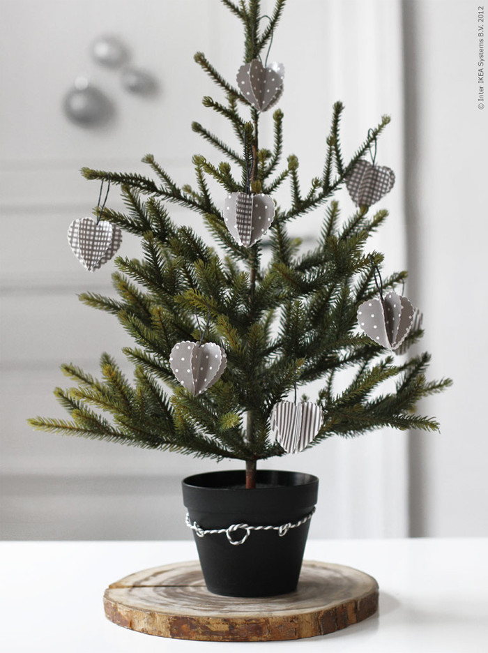 Mini Christmas Tree Decorations Luxury Designing Home 10 Simple Accent Trees for Christmas Of Luxury 50 Pictures Mini Christmas Tree Decorations