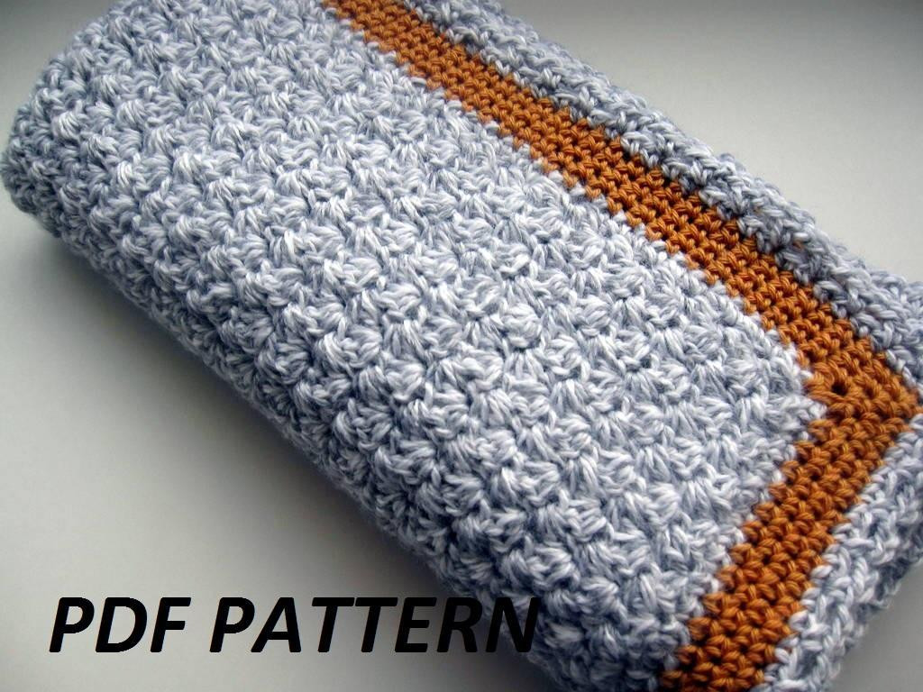 Modern Crochet Patterns Awesome Crochet Baby Lisa Blanket by Modern Grace Craftsy Of Adorable 44 Pictures Modern Crochet Patterns