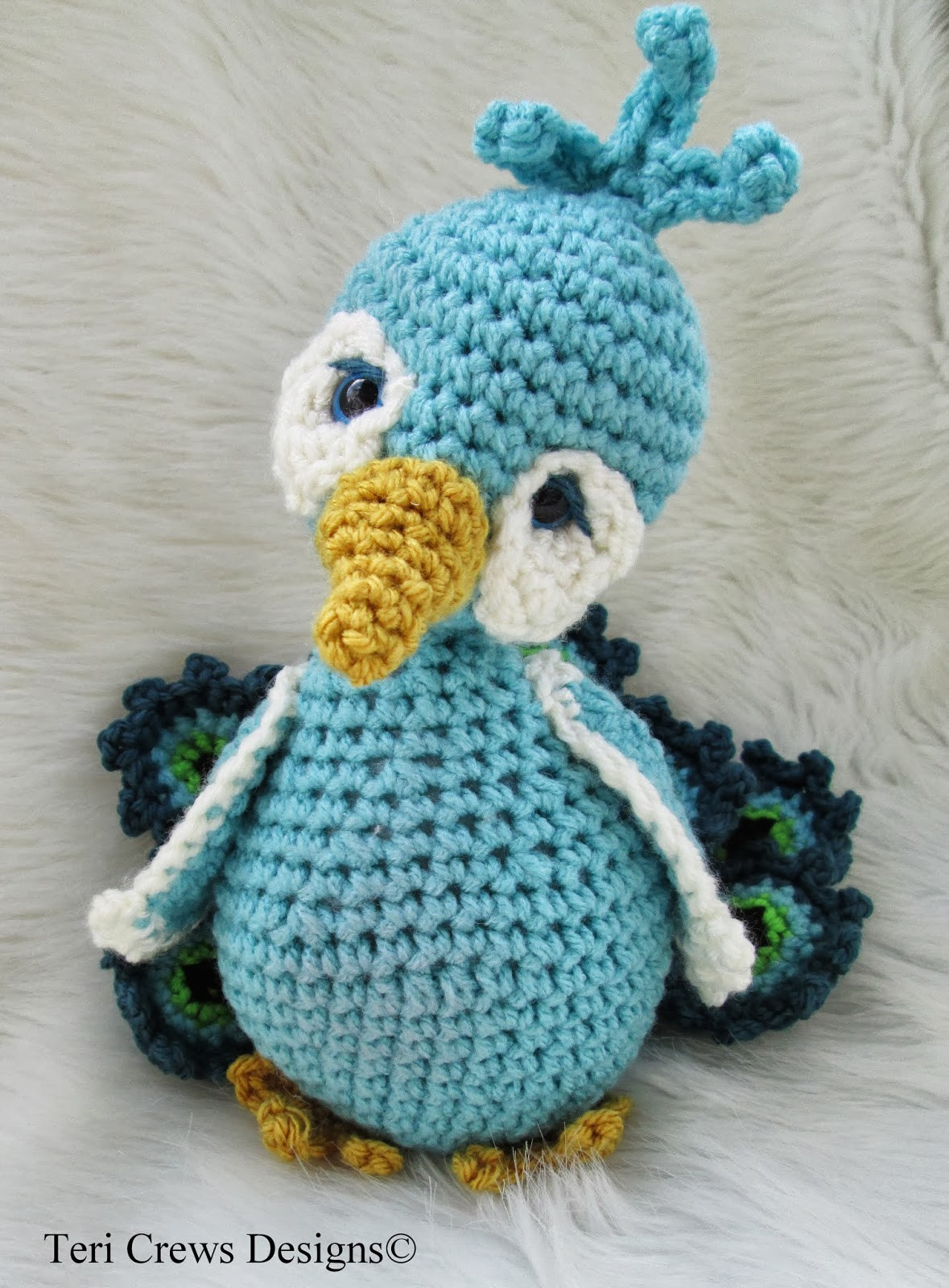 Modern Crochet Patterns Awesome Teri S Blog New Simply Cute Peacock Crochet Pattern Of Adorable 44 Pictures Modern Crochet Patterns