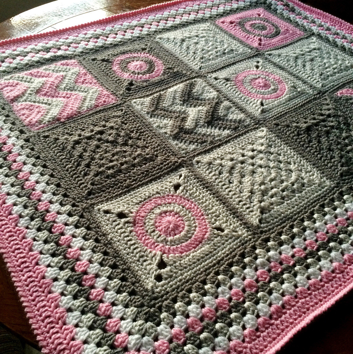 Modern Crochet Patterns Best Of Modern Patchwork No 4 – Babylove Brand Of Adorable 44 Pictures Modern Crochet Patterns