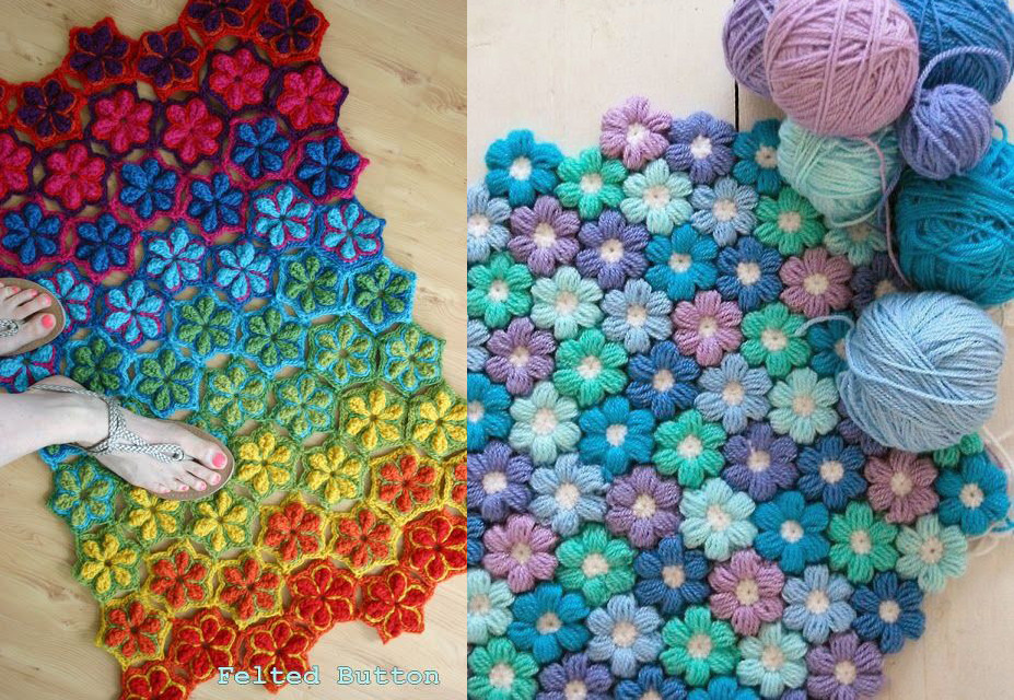 Modern Crochet Patterns Fresh Will Crochet Blanket Find Its Way Into Your Modern Home Of Adorable 44 Pictures Modern Crochet Patterns