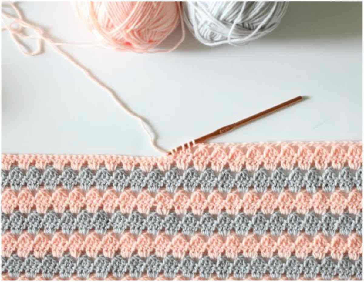 Modern Crochet Patterns Inspirational the Modern Granny Blanket – Free Pattern Of Adorable 44 Pictures Modern Crochet Patterns