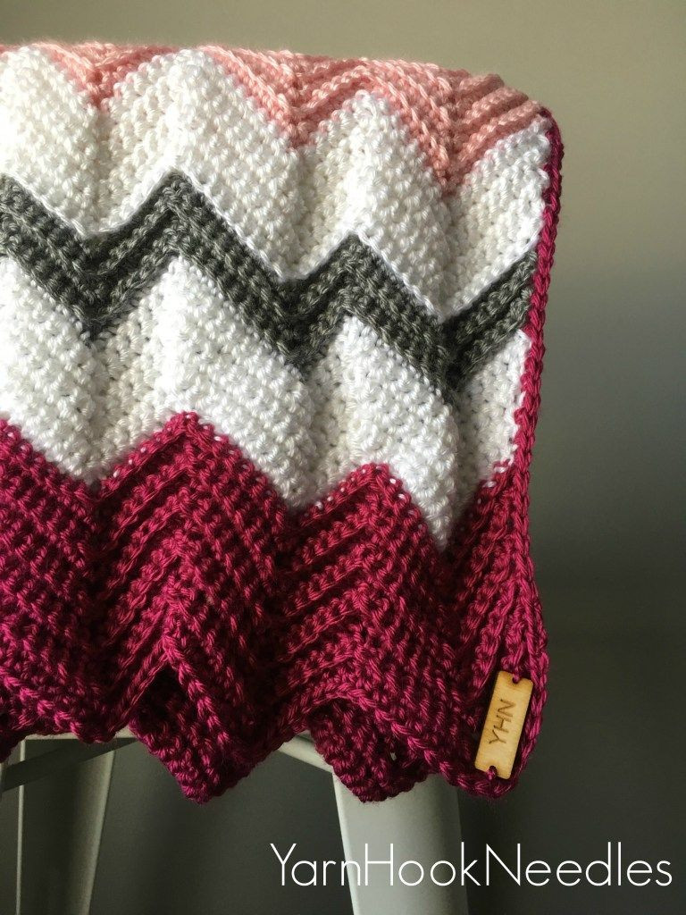 Modern Crochet Patterns Lovely Modern Crochet Chevron Blanket with Free Pattern Of Adorable 44 Pictures Modern Crochet Patterns